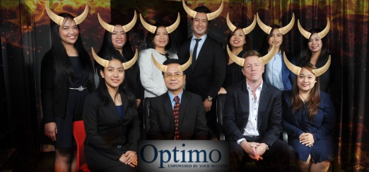 Optimo International. PT Optimo, John Rankins, Optimo Penipuan (1)